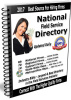 National Field Service Directory (Printed Book with CD) - INDUSTRY BIBLE)