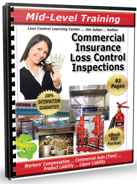 Mid-Level Commercial Insurance Loss Control Training Manual ... PAPER ... Mailed Priority Mail