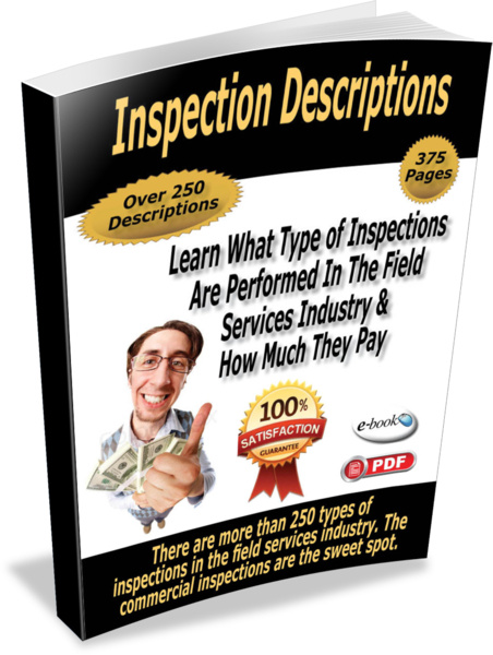 250+ Inspection Descriptions In 375+ Pages (PDF Download)
