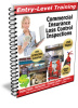 Entry-Level Commercial Insurance Loss Control Training Manual (Printed - Mailed Priority Mail)